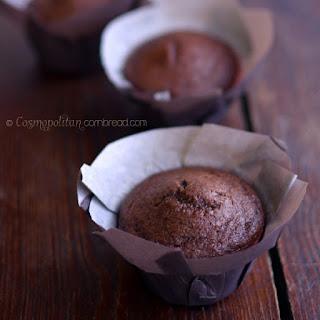 Mocha Latte Chocolate Chip Muffins.