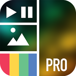 Vidstitch Pro - Video Collage icon