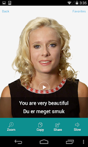 Danish Dictionary with Video screenshot 4