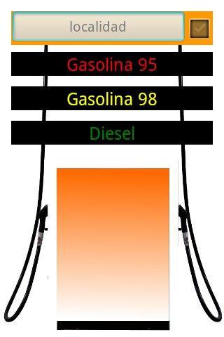 Gasota.Precio gasolina barata