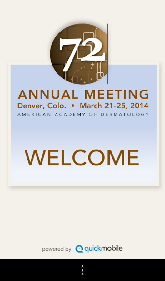 AAD 2014 Annual Meeting- screenshot
