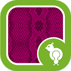 Go Locker Snake Skin Pink icon