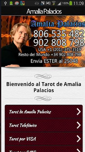 Tarot de Amalia Palacios