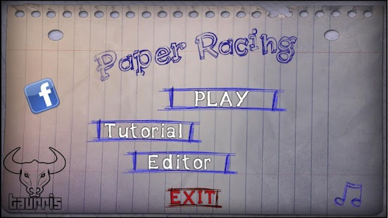 Paper Racing Cars- screenshot thumbnail