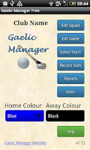 Gaelic Manager Free screenshot 0