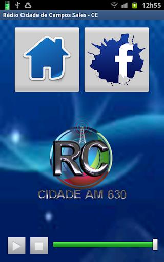 Rádio Cidade de Campos Sales