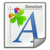 GO Launcher Fonts - Donation