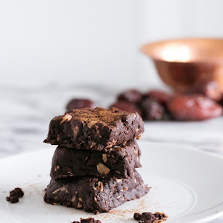 Raw Brownies + 30 Healthy Desserts.