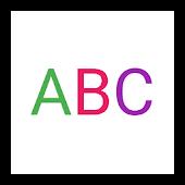 Material 2048 ABC
