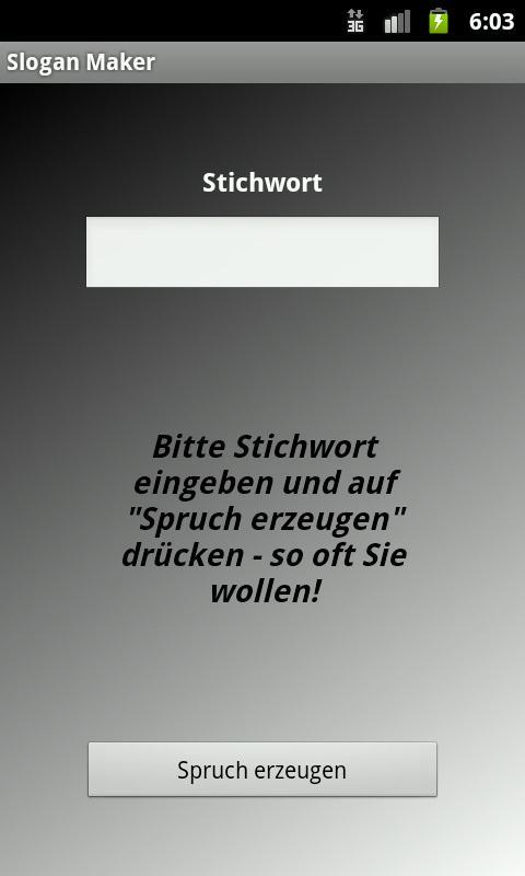 Slogan Maker- screenshot