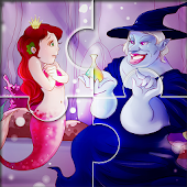 Tales Jigsaw: Little Mermaid