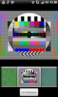 Screenshot of TV GO Launcher EX Theme