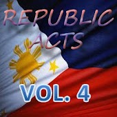 Philippine Laws - Vol. 4