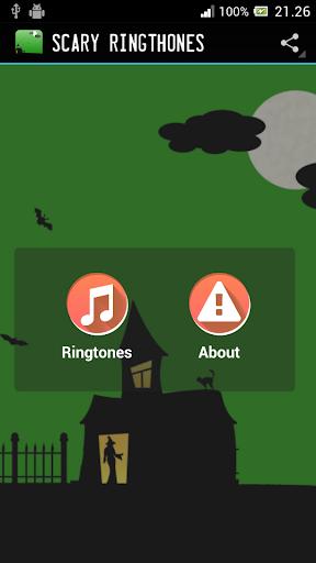 Scary Ringtones Free