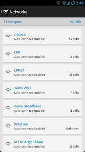 Smart WiFi Toggler - screenshot thumbnail