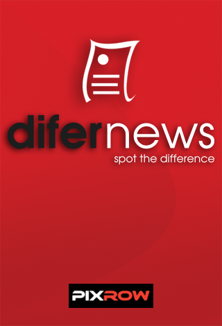 Difernews- screenshot