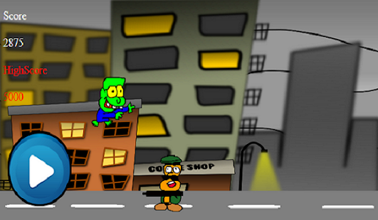 Super Zombie Run Pro - screenshot thumbnail
