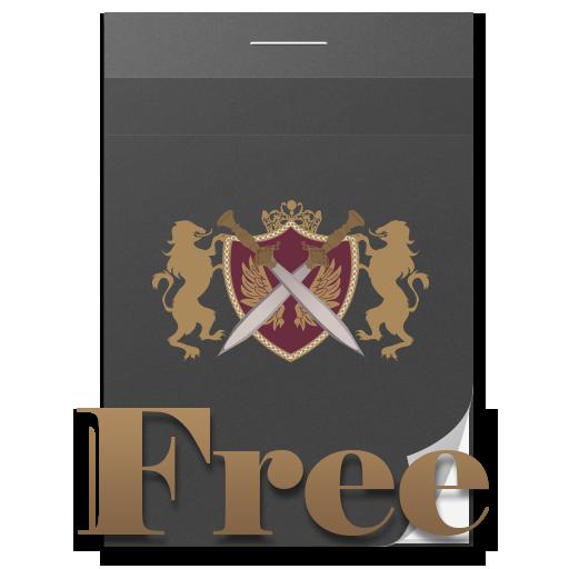 メモ帳ウィジェットfree 工具 App LOGO-APP試玩