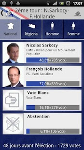 i-Vote.fr premium- screenshot thumbnail
