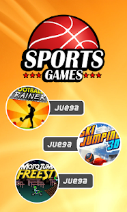 Sports Games - screenshot thumbnail