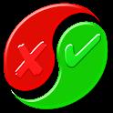 Pass or Stop: random selector icon