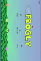 Screenshot of Frogly: Swamp Prince