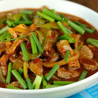 Stir-Fry Sichuan Beef