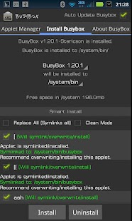 BusyBox Pro - screenshot thumbnail
