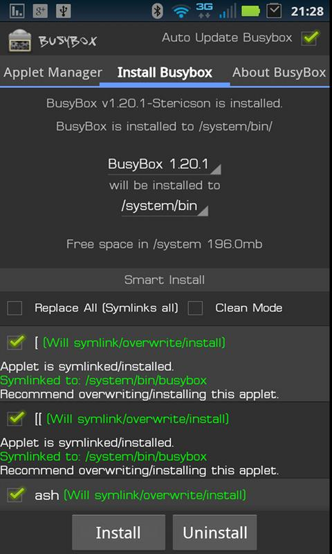 BusyBox Pro Screenshot 3