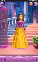 Screenshot of Dress Up Princess Anastasia