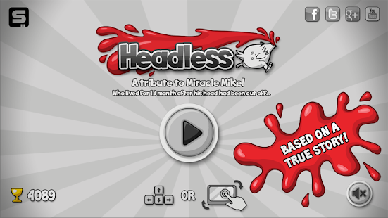 Headless- screenshot thumbnail