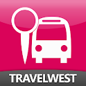 TravelWest Bus Checker icon
