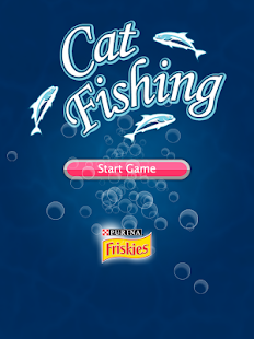 Friskies® Cat Fishing Screenshot