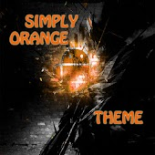 Simply Orange Theme