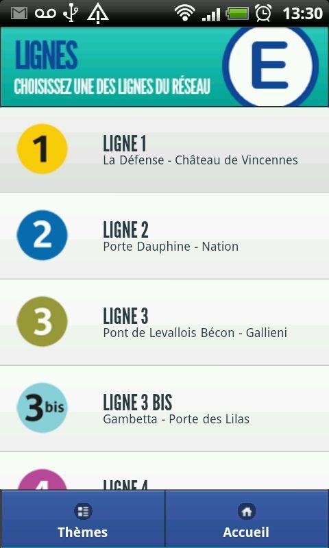 Paris Metro Etymology- screenshot