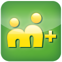 M+ Messenger icon