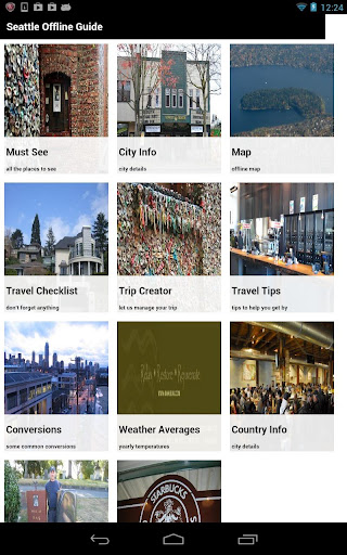 Seattle Offline Travel Guide