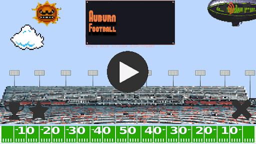 Auburn Football Dash