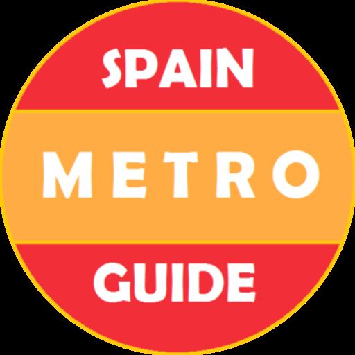 西班牙 地铁指南 LOGO-APP點子
