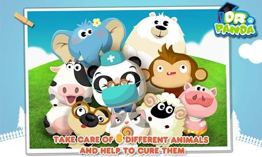 App Dr. Panda's Hospital - Free APK for Windows Phone