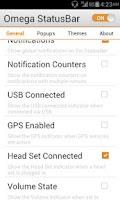 Screenshot of ICS Grey OSB Theme