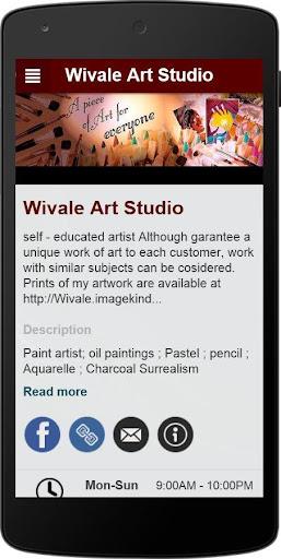 Wivale Art Studio
