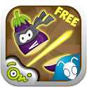 Veggie Kung Fu Free-girls game icon