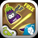Veggie Kung Fu Free-girls game icon
