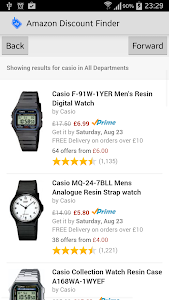 Amazon UK Discount Finder screenshot 1