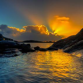 Open waters by Steffan Hestenes - Landscapes Sunsets & Sunrises (  )
