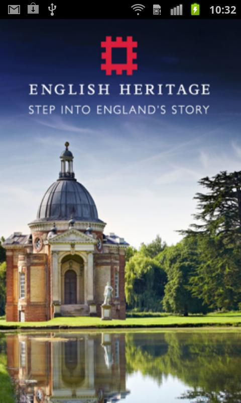English Heritage Days Out - screenshot