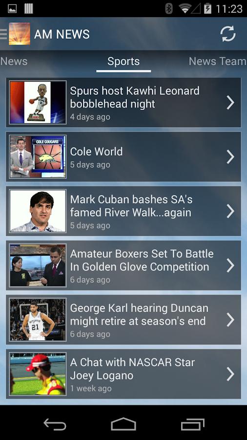 KFOX AM NEWS AND ALARM CLOCK- screenshot
