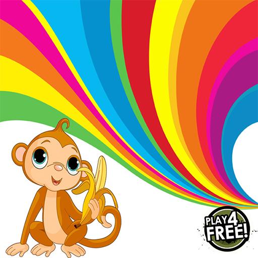 Monkey World Rainbow Jungle
