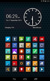 Long Shadow Icon Pack Screenshot 6
